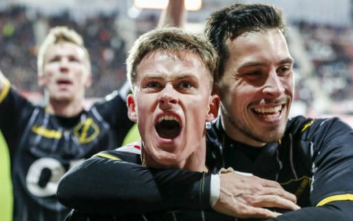 Afbeelding: NAC verbijstert voetbalwereld opnieuw en knikkert na PSV ook AZ uit de beker