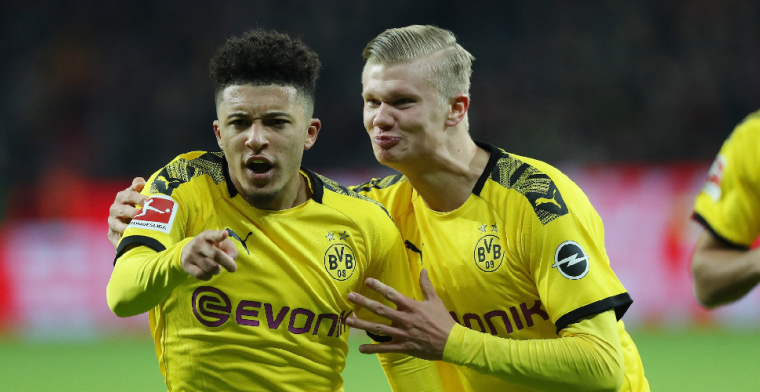 'Superster Sancho gaat Borussia Dortmund in de zomer verlaten'
