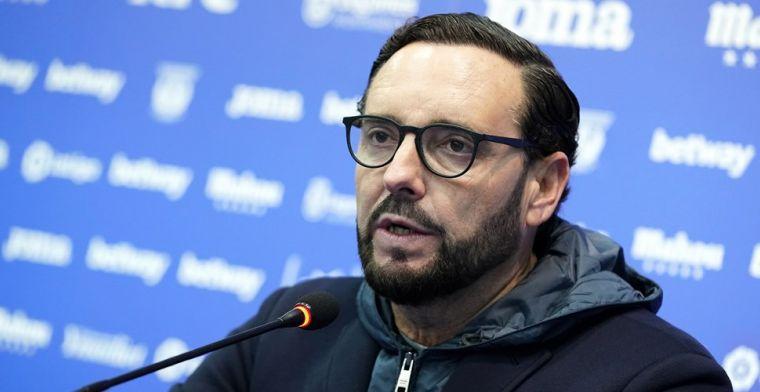Getafe-coach in verband gebracht met Atlético: Denk ik nu niet over na