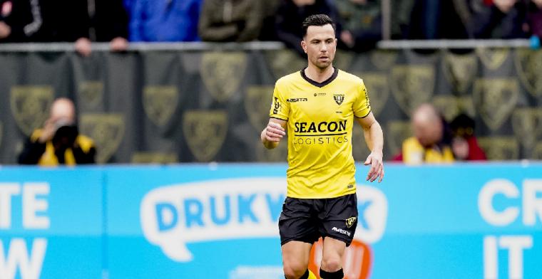 'Het kan dat Vitesse me wil verkopen, al zou ik graag een herkansing krijgen'
