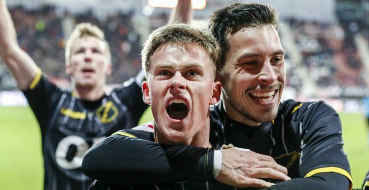 NAC verbijstert voetbalwereld opnieuw en knikkert na PSV ook AZ uit de beker