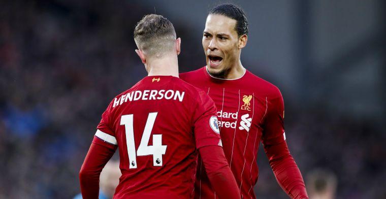 'Liverpool wil Van Dijk snel belonen met ongelooflijk XXL-contract'