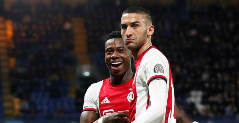 Ziyech naar Chelsea: twee opties voor Ajax-vertrekker in hypergetalenteerde ploeg