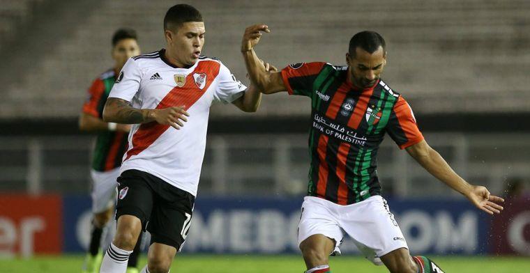 River Plate-spelmaker Quintero bevestigt interesse van Ajax: 'Ze weten ervan hier'