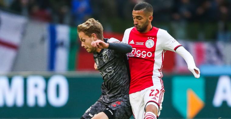 Driessen: 'Ihattaren en Stengs worden haalbaar voor Ajax na transfer Ziyech'
