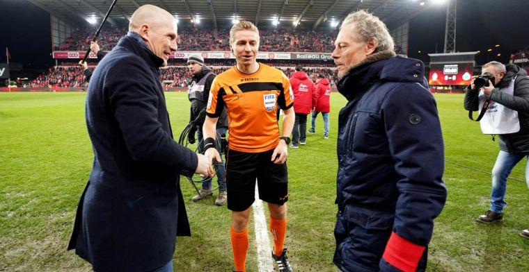 Doelpuntenloze topper tussen Standard en Club Brugge kent geen winnaar