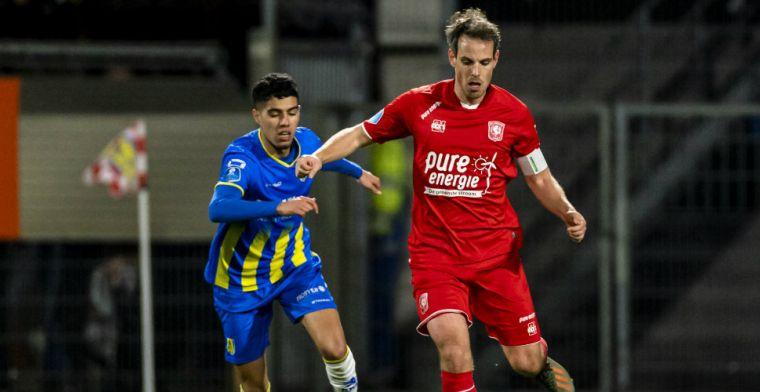 Twente-staf laat Brama vallen: 'Komt niet meer in actie voor de club dit seizoen'