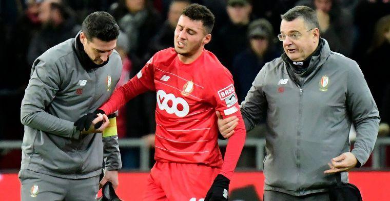 'Naast Standard toonde ook Club Brugge interesse in Amallah'