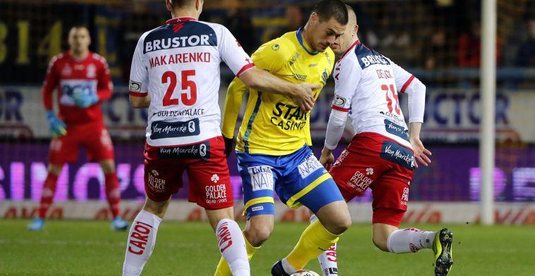 Mooie doelpunten zorgen voor winst KV Kortrijk op Waasland-Beveren