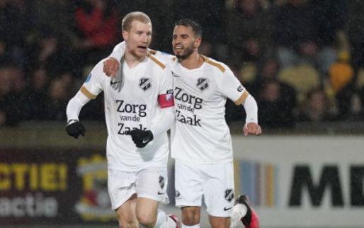 Utrecht wint eenvoudig van Go Ahead en maakt zich op voor nóg een duel met Ajax