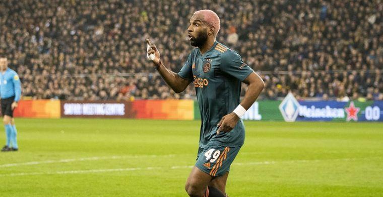 Babel onder de indruk: 'Vervelend om tegen te spelen, hij verscheurt je'