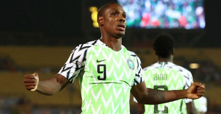'Manchester United houdt deadline-versterking Ighalo weg van trainingscomplex'