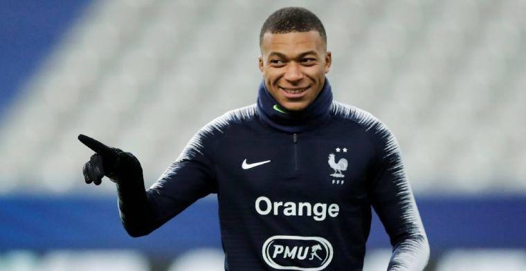 'Real probeert Mbappé te laten afzien van duizelingwekkend salaris in Parijs'