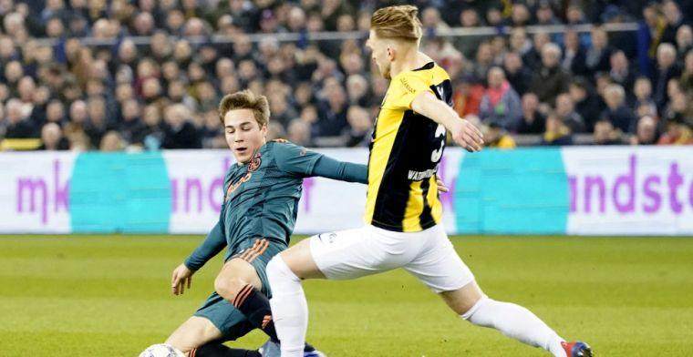 Voorbereiden op Ziyech-vertrek bij Ajax: 'Komende halfjaar nog van genieten'