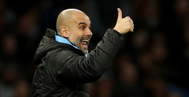 Guardiola: 'Als we die wedstrijd niet winnen, zou ik ontslagen kunnen worden'