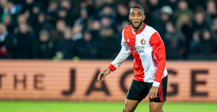 Fer 'positief jaloers' op voormalig Feyenoord-maatje: 'Hij heeft superkwaliteiten'