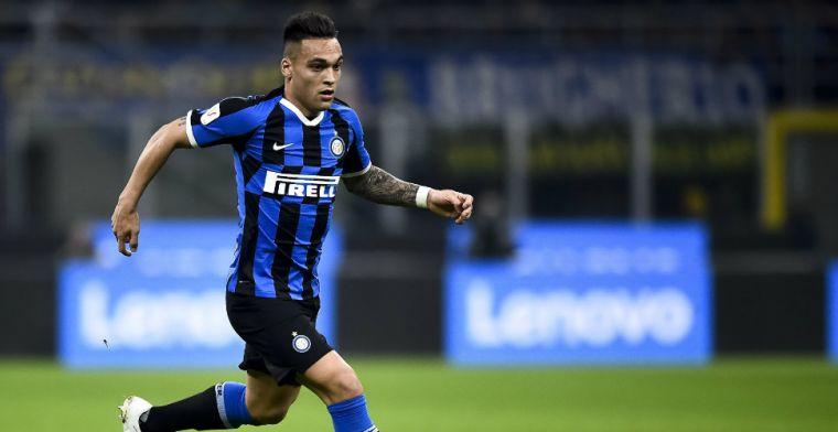 'Real wil Inter-aanvaller en wil voldoen aan ontsnappingsclausule van 120 miljoen'