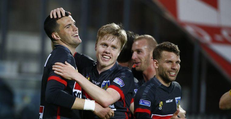 Superspannend in 1B: Vier clubs aan kop na winst Westerlo tegen Lokeren