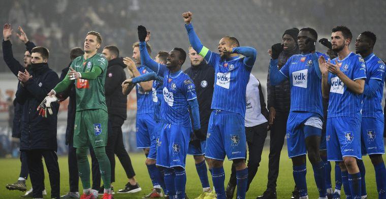 KAA Gent mag dromen in Europa League: 'Defensie lijkt heel kwetsbaar'