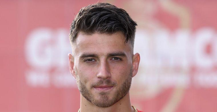 Tegenvaller voor Antwerp: 'Hoedt geraakt niet wedstrijdfit voor KRC Genk'