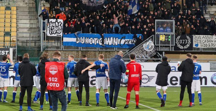 KNVB straft FC Den Bosch na racisme-incidenten: minder thuissupporters welkom