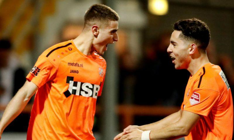 Afbeelding: Jonk haalt voormalig Ajax-talent naar Volendam: 'Reden dat ik ben gekomen'