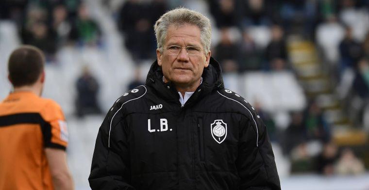 """Bölöni reageert op zijn manier: """"Wij drie punten en zij één, dat mag niet zeker?"""""""