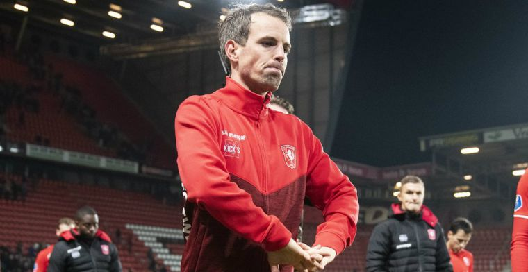 García doet 'wat goed is voor FC Twente' en neemt Brama weer in genade aan