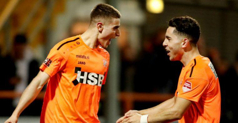 Jonk haalt voormalig Ajax-talent naar Volendam: 'Reden dat ik ben gekomen'