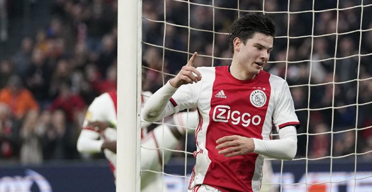 Ekkelenkamp: 'Ik trainde al aardig mee, maar werd drie keer afgewezen door Ajax'