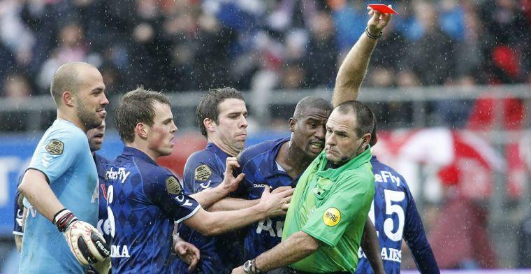 Megaschorsing voor Douglas in 2011: 'KNVB wilde ons geen kampioen laten worden'