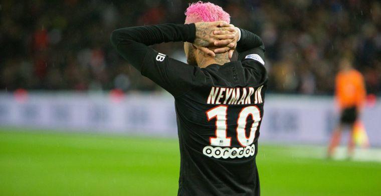 Herstellende Neymar doet wenkbrauwen fronsen met fotoshoot: 'Welk spel is dit?'