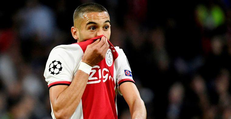 Twijfels bij Ziyech-transfer: 'In de Eredivisie gaat alles veel trager'