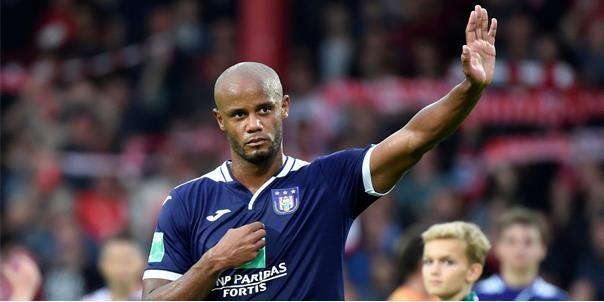 'Kompany zorgt voor grote druk bij de jonge spelers van Anderlecht'