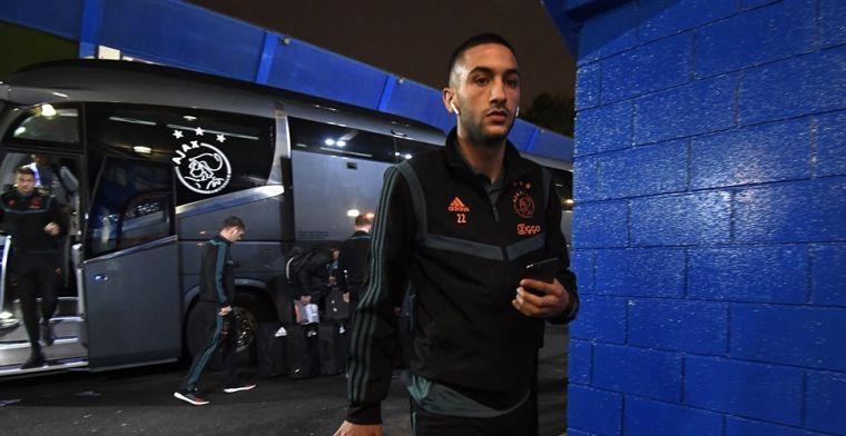 Lampard ziet meteen rol voor Ziyech weggelegd: 'Moeite om die muur te breken'