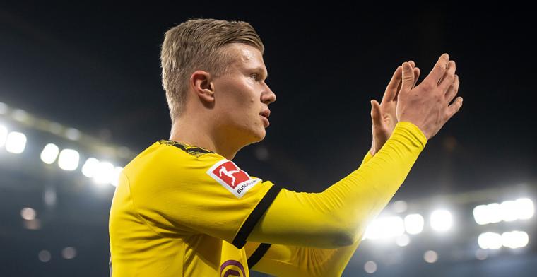 Spektakelstuk in Mestalla, Haaland scoort weer bij doelpuntenmachine Dortmund