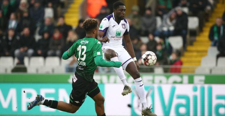 'Anderlecht denkt aan definitieve komst Luckassen, maar schrikt van transfersom'