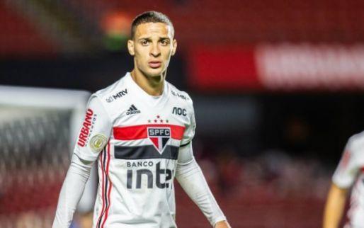 Update: 'Antony gekeurd in Brazilië, Ajax-contract als verjaardagscadeau'