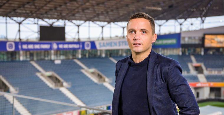 'Sportief manager Peter Verbeke laat KAA Gent achter zich voor RSC Anderlecht'