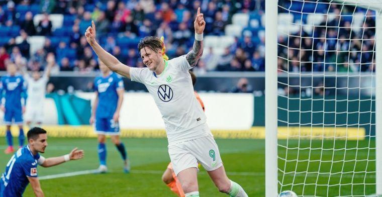 Weghorst legt Hoffenheim van Schreuder op pijnbank, Bosz ontsnapt aan gelijkspel