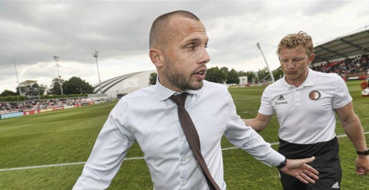 Derde mini-Klassieker van het seizoen onbeslist: Feyenoord blijft drie punten voor