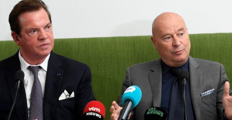 Gheysens laat zich uit over transferplannen van Antwerp