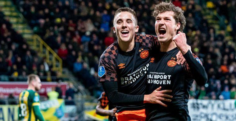 PSV treft ideale tegenstander in Den Haag en kan wederom vertrouwen tanken