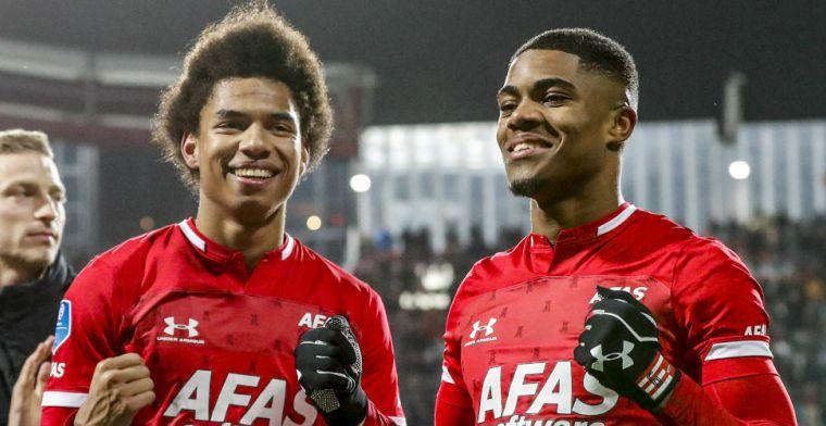 Twijfels over Stengs en Boadu: 'Mensen zeggen dat Ajax 50 miljoen moet bieden'