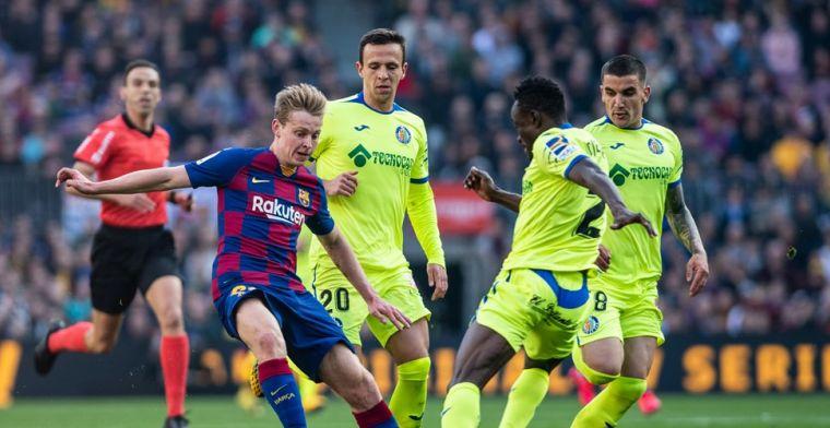 'Pitbull's' Getafe maken het Barça lastig: 'Ajax moet bang zijn'