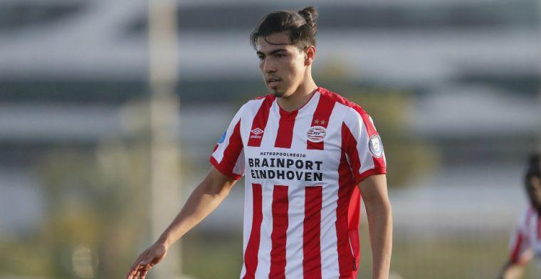 Gutiérrez mist 'broertje' bij PSV: 'Die twee hadden een geweldige connectie'