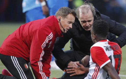 Feyenoord houdt adem in: 'De vooruitzichten rond Sinisterra zijn niet positief'
