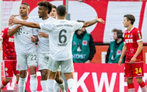 Afbeelding: Bayern overtreft storm Dennis en walst in klein kwartier over Köln heen