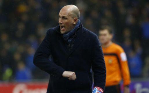 Clement laat zich uit over mogelijk vertrek bij Club Brugge