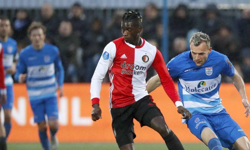 Afbeelding: LIVE: Bozenik maakt eerste treffer en schiet Feyenoord op voorsprong (gesloten)